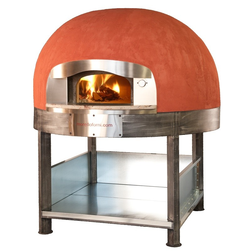 Range l and lp traditional wood oven static ovens en - Forno per pizza casalingo ...