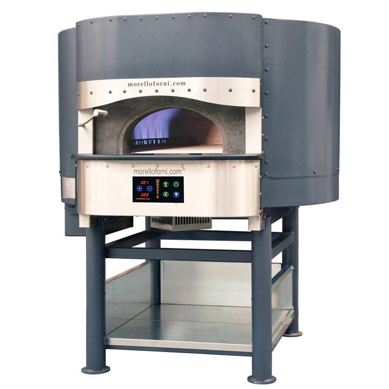 Serie fg forno a gas piano cottura riscaldato forni statici it - Cottura forno a gas ...