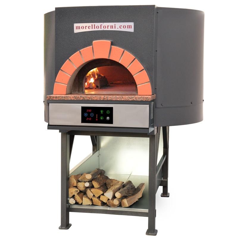 Serie MIX: forno a legna + piano cottura riscaldato | Forni statici | IT